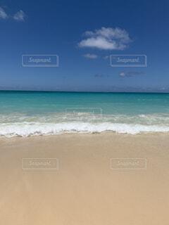 ハワイの海の写真・画像素材[4877588]