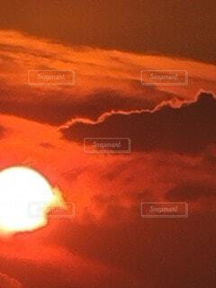 夕日の写真・画像素材[4874167]