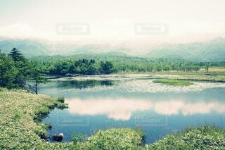 大きな水域の写真・画像素材[4922297]
