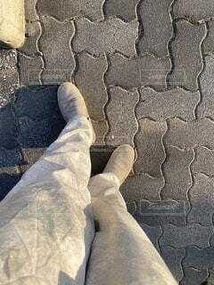 地面の写真・画像素材[4882974]