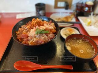 海鮮丼の写真・画像素材[4875707]