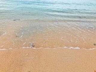 青空と海の写真・画像素材[4876604]