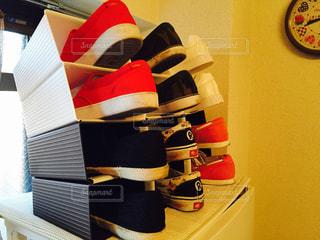 靴の写真・画像素材[220891]