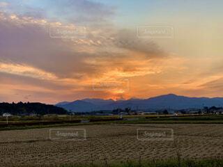 夕日の写真・画像素材[4941939]