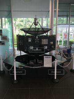 人工衛星の写真・画像素材[242845]