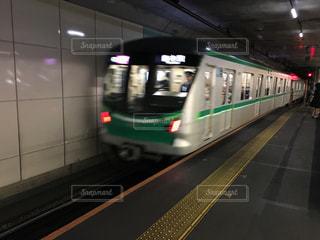 電車の写真・画像素材[455699]