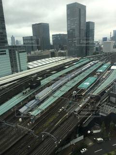 東京駅のターミナルの写真・画像素材[856718]