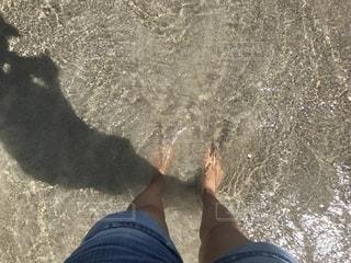 透き通った水の写真・画像素材[1715069]