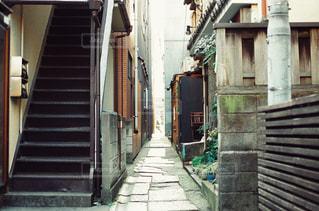 裏通りの写真・画像素材[318607]