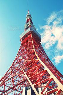 東京タワーの写真・画像素材[664322]