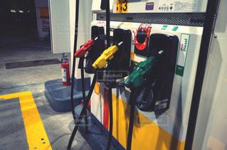 ガソリンスタンドの写真・画像素材[1264365]