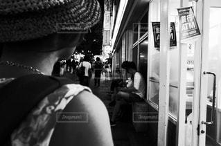 夜の新宿散歩の写真・画像素材[1292854]