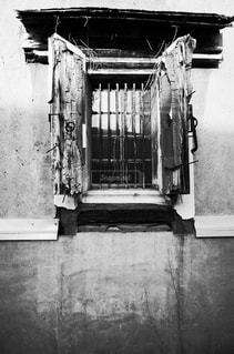蔵の窓の写真・画像素材[1847938]