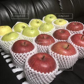 りんごたちの写真・画像素材[4938537]