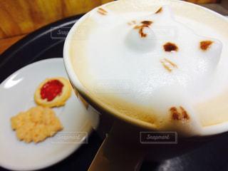 コーヒー カップのアップの写真・画像素材[938342]