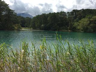 湖の写真・画像素材[224696]