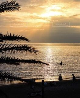 鵠沼海岸の写真・画像素材[4955898]