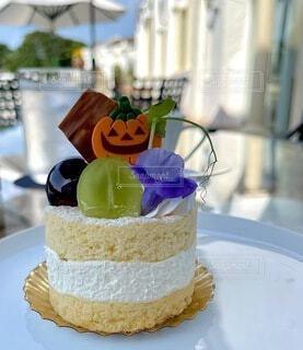 Halloween Cafeの写真・画像素材[4954602]