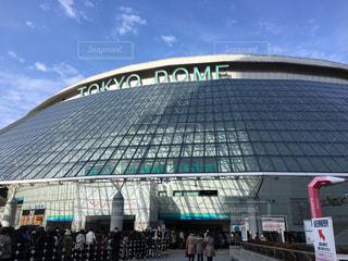 東京ドームの写真・画像素材[329357]