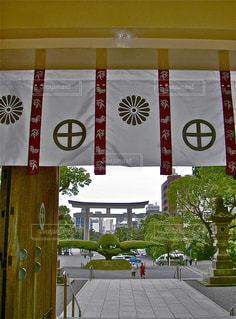 鹿児島照国神社の写真・画像素材[329589]