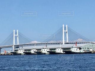 横浜ベイブリッジの写真・画像素材[534485]