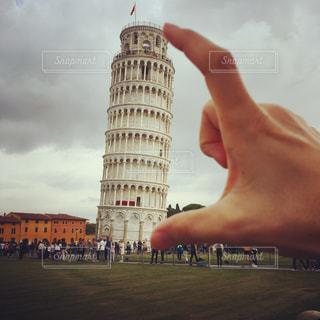 ピサの斜塔,イタリアの写真・画像素材[1155827]