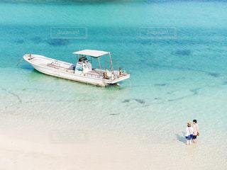 石垣島 川平湾の写真・画像素材[385043]