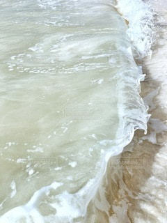 海の横にある水します。 - No.158