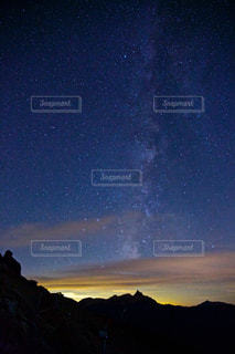 星空の写真・画像素材[230103]