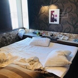 ラブホテルの写真・画像素材[3500972]