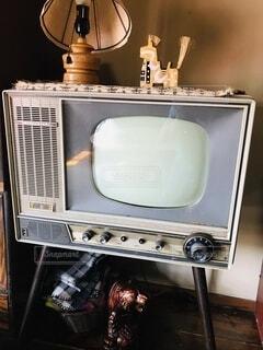 テレビの写真・画像素材[3933105]