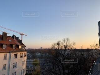 アパートメントからの眺めの写真・画像素材[1629008]