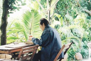カフェの写真・画像素材[324387]