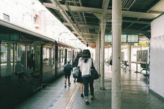 駅の写真・画像素材[568902]