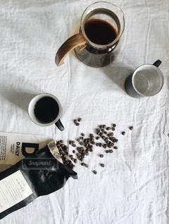 コーヒーのある暮らしの写真・画像素材[1242031]