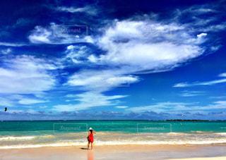 ビーチの写真・画像素材[432478]
