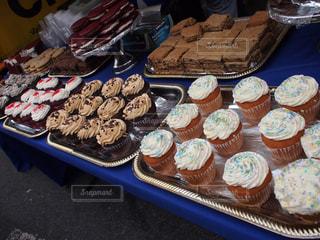 カップケーキの写真・画像素材[1197890]