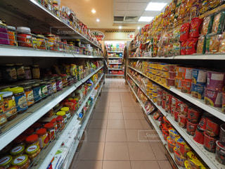 中華スーパーの写真・画像素材[1198645]