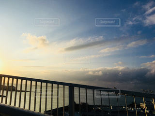 橋の上からの写真・画像素材[869655]