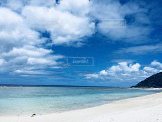 砂浜のビーチの写真・画像素材[936945]