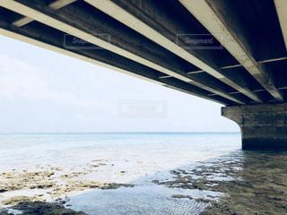 橋の下から✨の写真・画像素材[1080018]