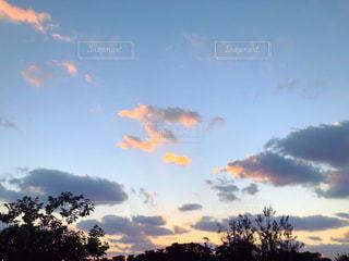 夕焼けの写真・画像素材[1683590]