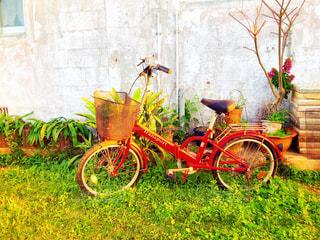 自転車の写真・画像素材[1746601]