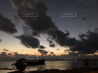 夕暮れの写真・画像素材[1751707]