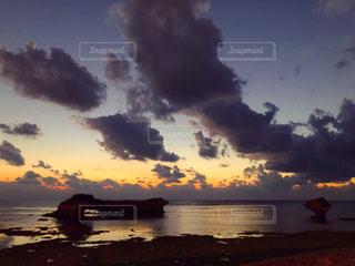 夕暮れの写真・画像素材[1751708]