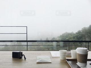 天空のカフェの写真・画像素材[234697]