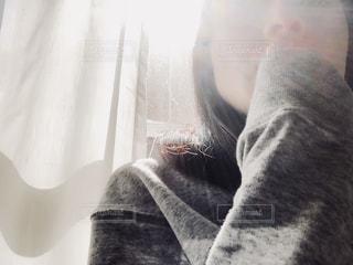 窓際の写真・画像素材[1009241]