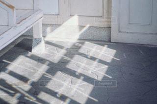 ガラスのドアの写真・画像素材[1002776]