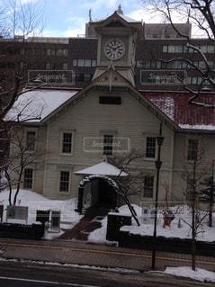 雪の写真・画像素材[235459]