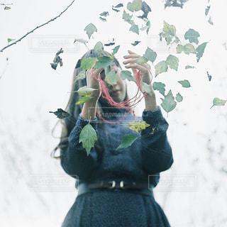 女性の写真・画像素材[7843]